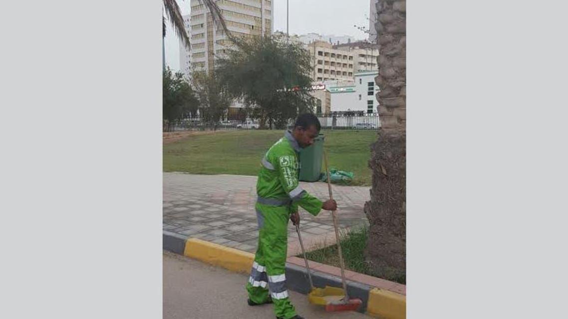 الشاب الإماراتي المحكوم عليه