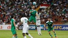 المنتخب السعودي يواجه العراق وعينه على روسيا