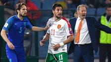 بليند يدفع ثمن الخسارة من بلغاريا ويفقد منصبه