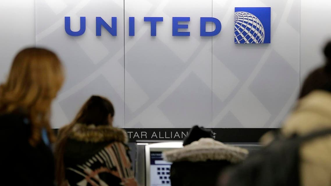 United Airlines found itself at the center of a social media storm after banning two girls from boarding a flight because they were wearing leggings. (File Photo: AP)