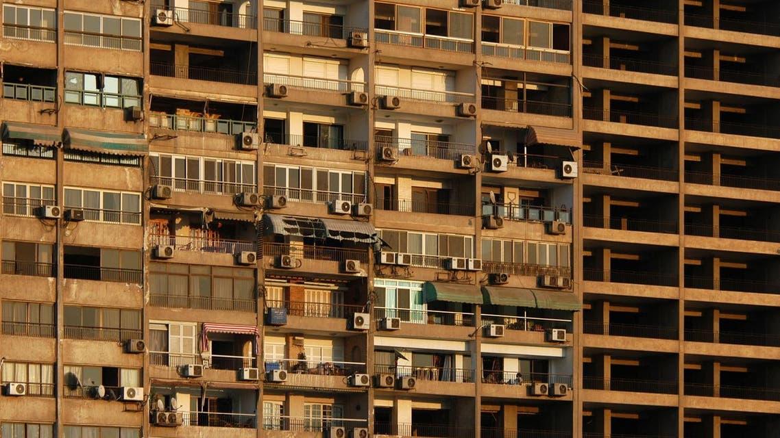 cairo balcony shutterstock