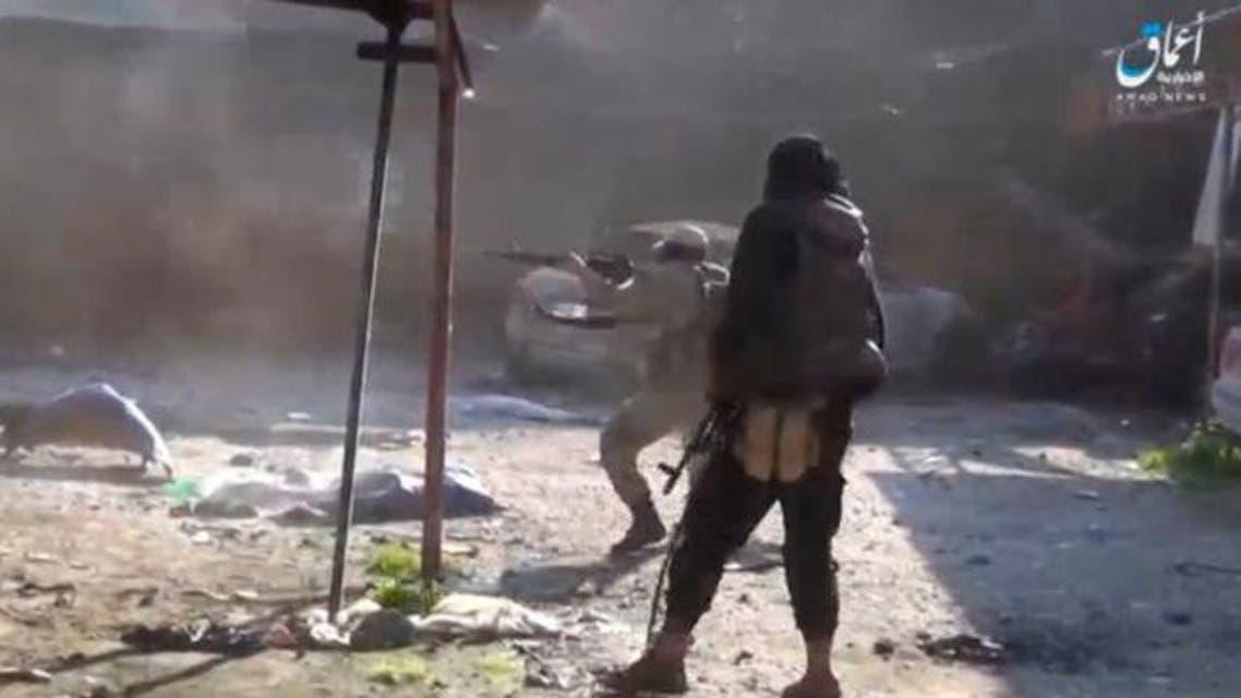 عنصر داعشي غرب الموصل