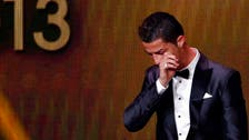 Ronaldo nicknamed 'cry baby' by childhood teammates