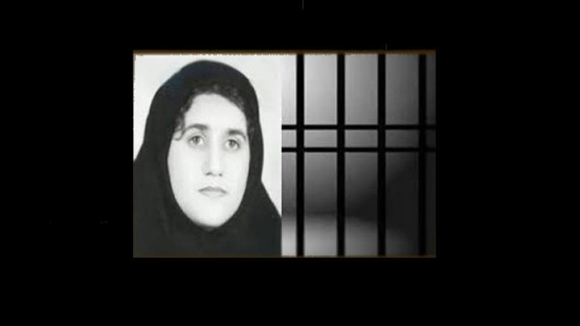 Kurdish political prisoner Afsana Byazidi has said she was raped while being interrogated at a secret Iranian intelligence detention center. (Courtesy: Amad News)