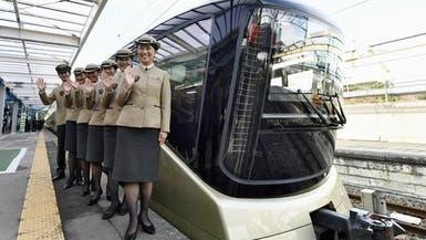 بالصور.. مع هذا القطار ستكون مدللاً في اليابان!