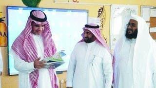 هذا ما قاله المعلم الذي صحح خطأ وزير التعليم السعودي!