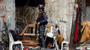 غرب الموصل.. اقتحام حيين جديدين وعناصر داعش يفرون