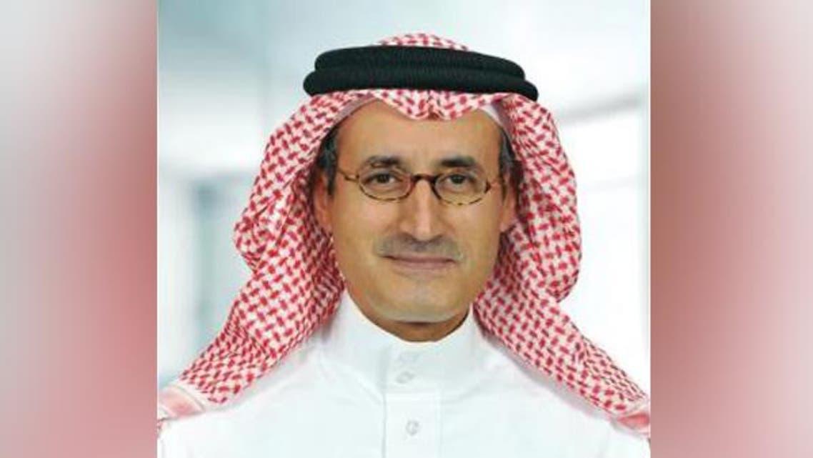 الرئيس التنفيذي لبنك الرياض عبدالمجيد عبدالله