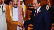 شاہ سلمان، السیسی کے درمیان رابطہ، دہشت گردی سمیت امور پر تبادلہ خیال