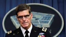 ماسکو شام میں آگ بھڑکانے اور بجھانے کی پالیسی پر عمل پیرا ہے: امریکی جنرل