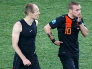 روبن وشنايدر: نريد المشاركة في اختيار مدرب هولندا الجديد