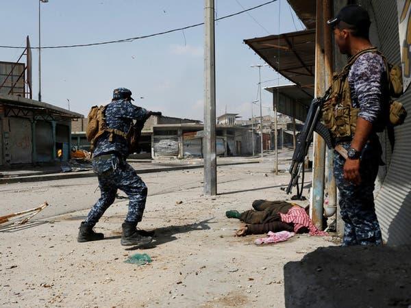 القوات العراقية تواصل التقدم باتجاه جامع النوري بالموصل