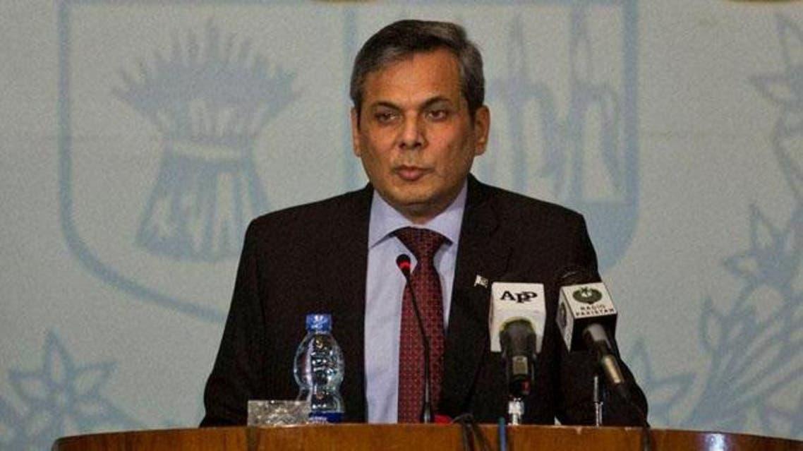 FO Spokesman Nafees Zakria