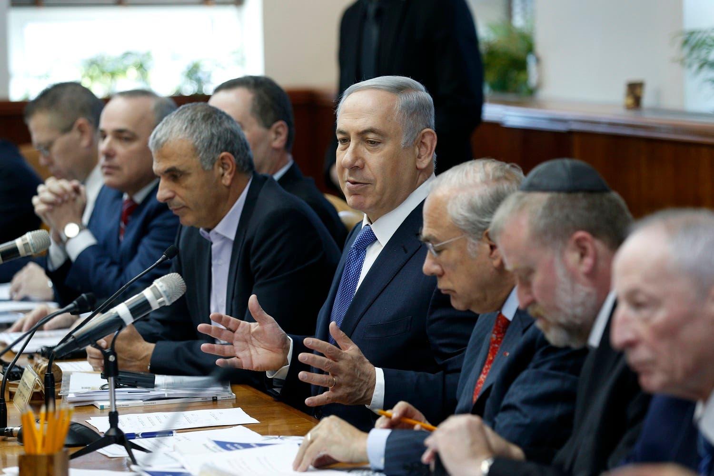 النقاشات على مستوى عال في إسرائيل