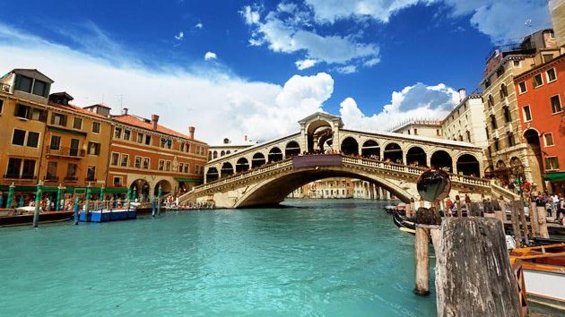 جسر ريالتو - البندقية - إيطاليا