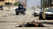 التحالف: أقل من 1000 متطرف لا يزالون في الموصل