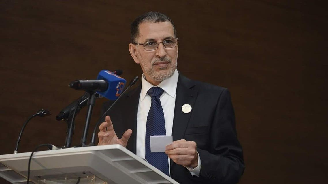 سعد الدين العثماني رئيس الحكومة المغربية المكلف