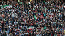 Iranian club fined for laser-flashing fan misconduct