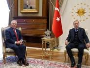 أردوغان وتيلرسون يناقشان جهود محاربة داعش