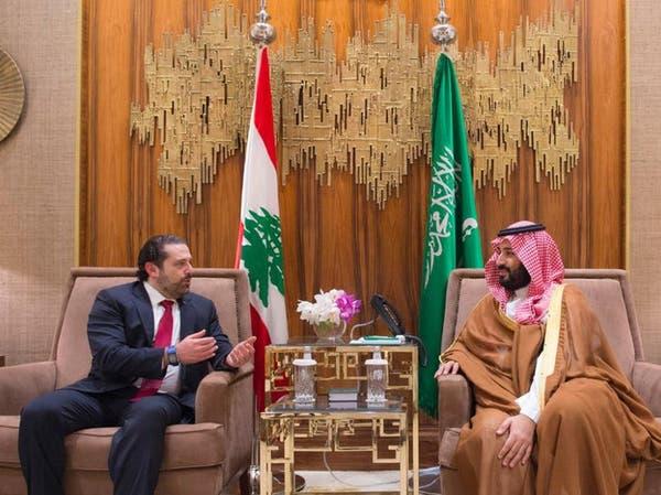 الأمير محمد بن سلمان يبحث أوضاع المنطقة مع سعد الحريري