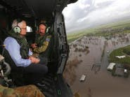 أستراليا تدعو عشرات الآلاف للنزوح تحسبا لسيول في البلاد