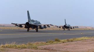 مقاتلات تابعة للتحالف العربي