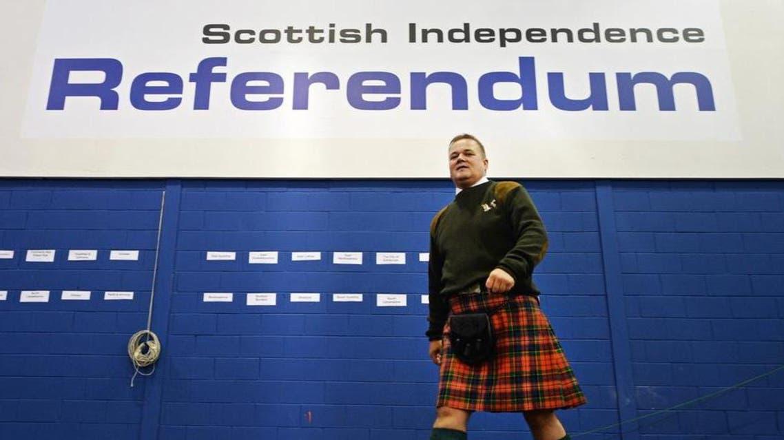 استفتاء اسكتلندا