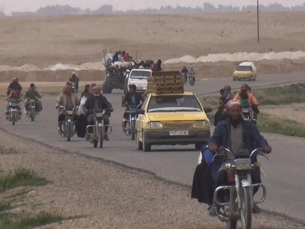 سوريا.. نزوح أكثر من 150 ألف شخص في أسبوع من القصف