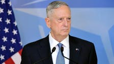 Mattis urges de-escalation of Gulf tensions in call with Qatari official