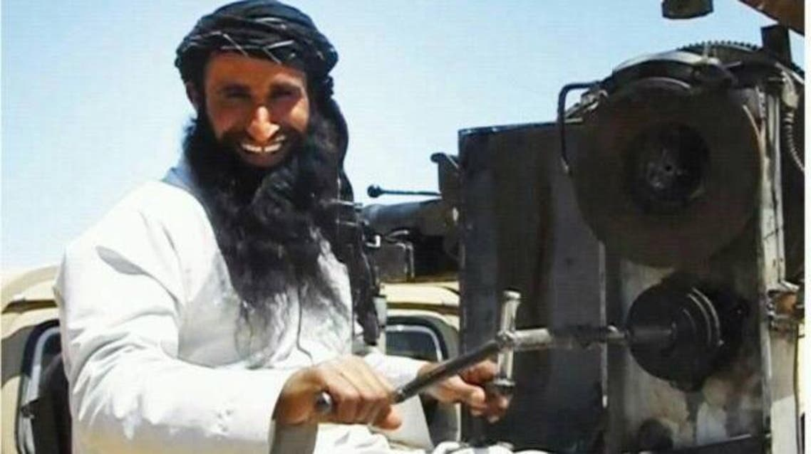 أبو أنس الأنصاري قائد في داعش في سيناء