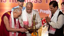 Dalai Lama arrives in India's northeast on his way to region disputed by China