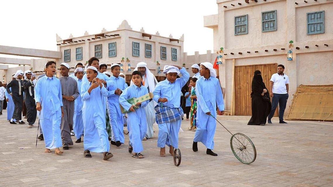 بالصور.. قصص البحارة في مهرجان الساحل الشرقي بالأحساء