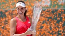 Tennis: Johanna Konta beats Caroline Wozniacki in straight sets in Miami final