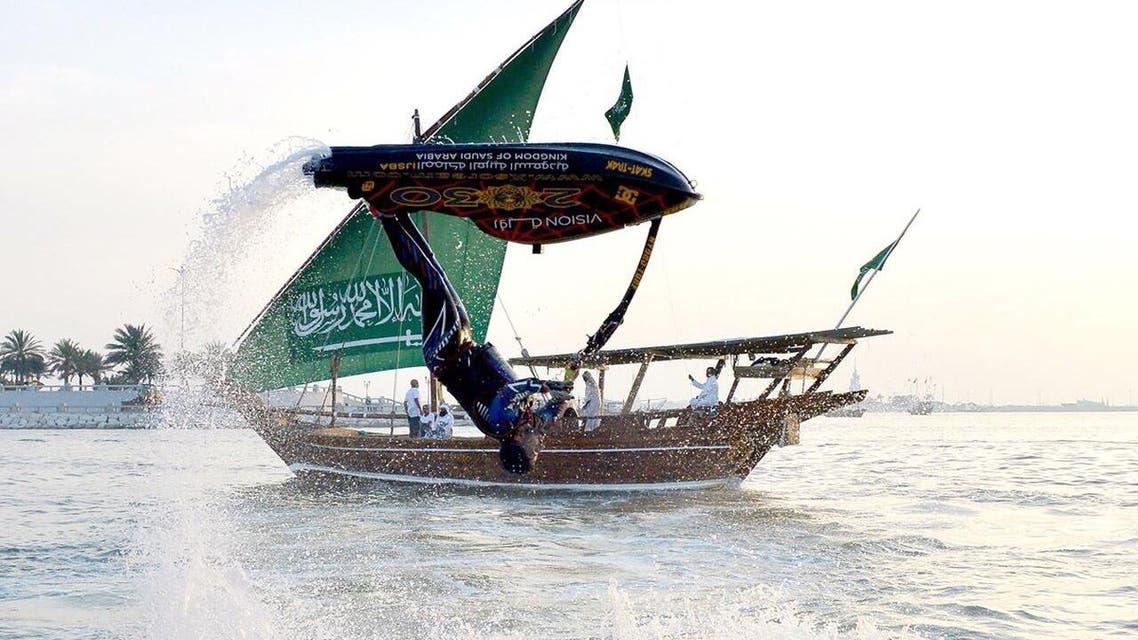 قصص البحارة في مهرجان الساحل الشرقي بالأحساء