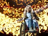 التوتر الروسي الأوكراني يصل للفن.. والسبب مغنية مقعدة