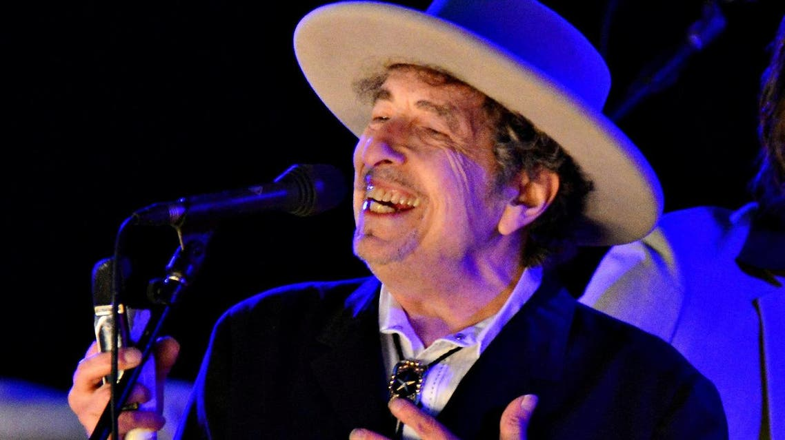 File photo of US musician Bob Dylan performing. (Reuters)