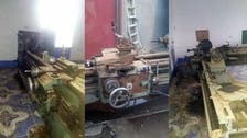 بالصور.. الجيش يعثر على معمل لتفخيخ السيارات بالأنبار