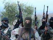 عناصر من تنظيم داعش يحاولون الفرار من الموصل القديمة