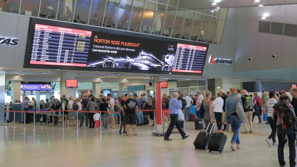أستراليا مطار