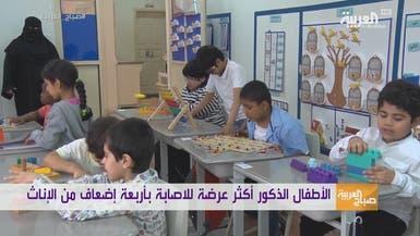 صباح العربية: في اليوم العالمي للتوحد .. التطعيم لا علاقة له بالمرض!