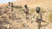 """بالصور .. """"قلعة الإرهابيين"""" في قبضة الجيش المصري"""