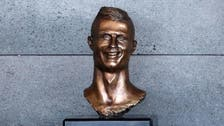 Man who sculpted the 'hilarious' Ronaldo bust defends his art
