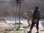الموصل.. داعش يقصف القوات العراقية بمواد كيمياوية
