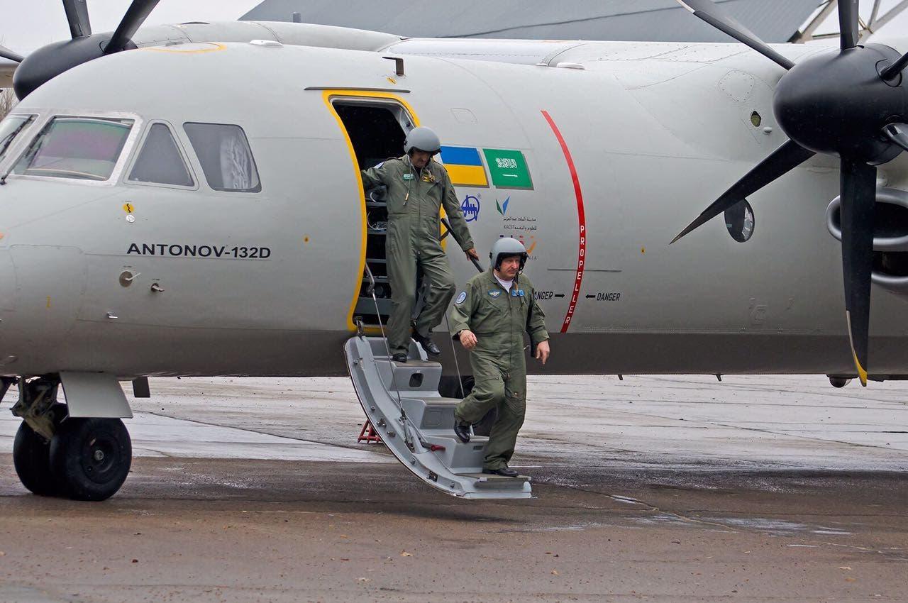 Pilot of Saudi AN-132 reveals aircraft details