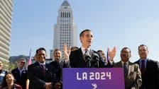 LA, Paris head to 2024 Olympics event unsure of IOC's goal