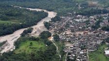 Colombia mudslides kill more than 200 as hundreds still missing