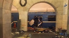First videos reveal immediate aftermath of St. Petersburg blasts