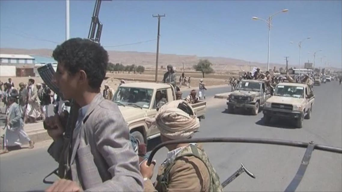 THUMBNAIL_ ميليشيات الحوثي تواجه نقصا كبيرا في عدد المقاتلين