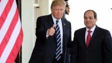 السيسي: مصر حريصة على علاقتها كشريك استراتيجي مع أميركا