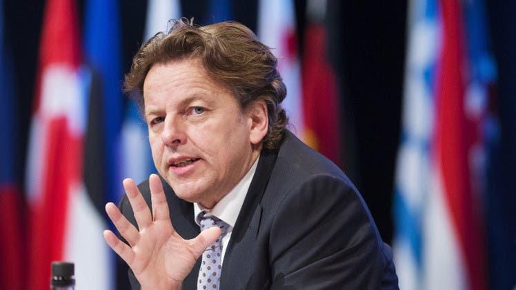 برت كوندرس وزیر امور خارجه هلند